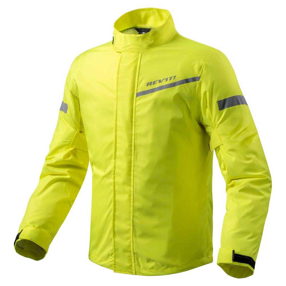 bf6b8e26 Revit Cyclone 2 H2O Rain Jacket kjøp og tilbud, Motardinn Jakker
