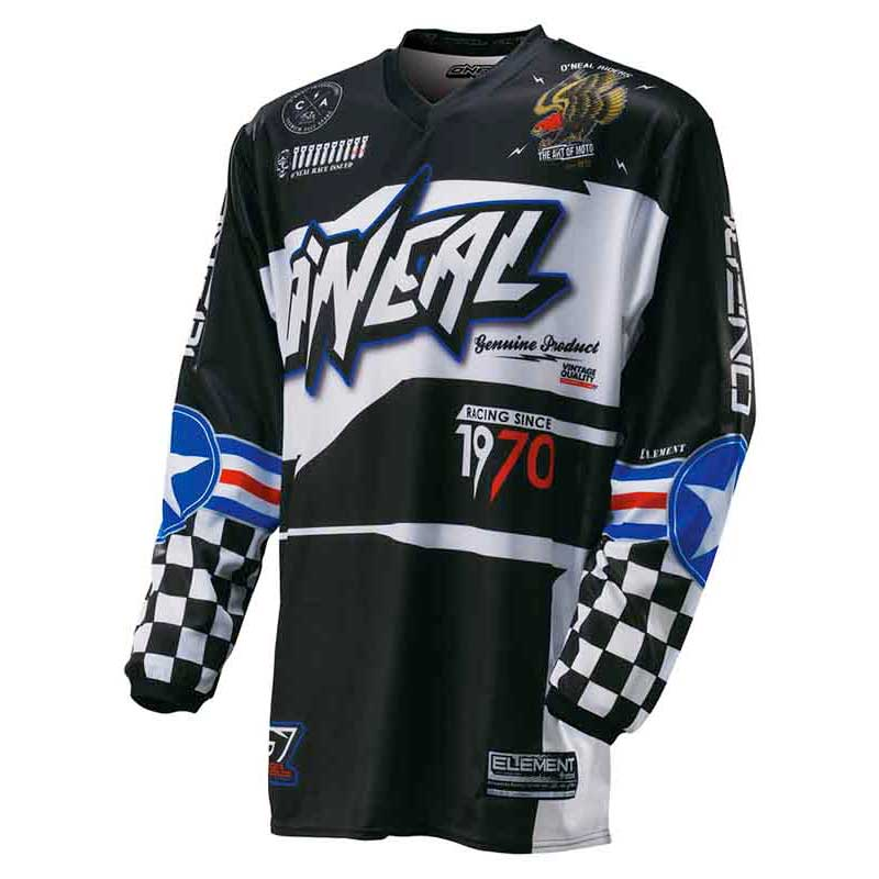Oneal Element Jersey Afterburner