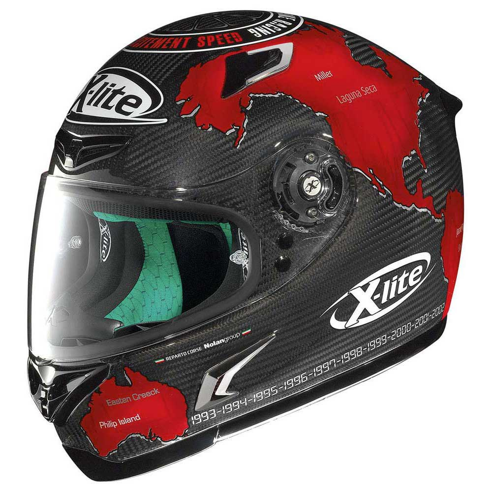 X-lite X 802RR Ultra Carbon Replica Carlos Checa
