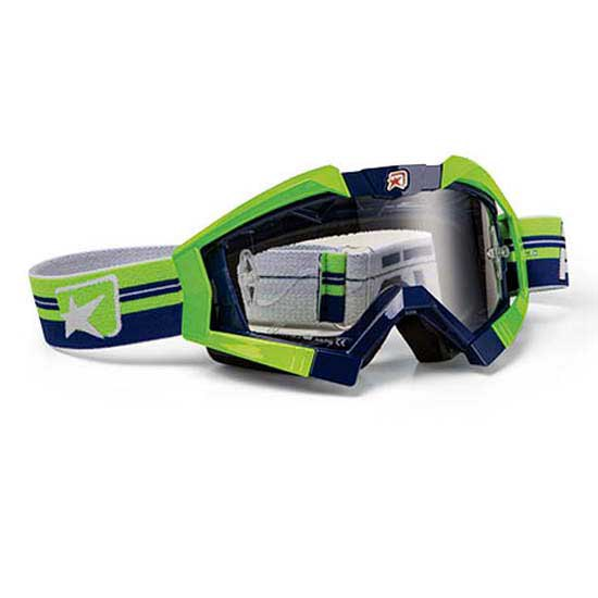 Ariete Goggles Riding Crows Top