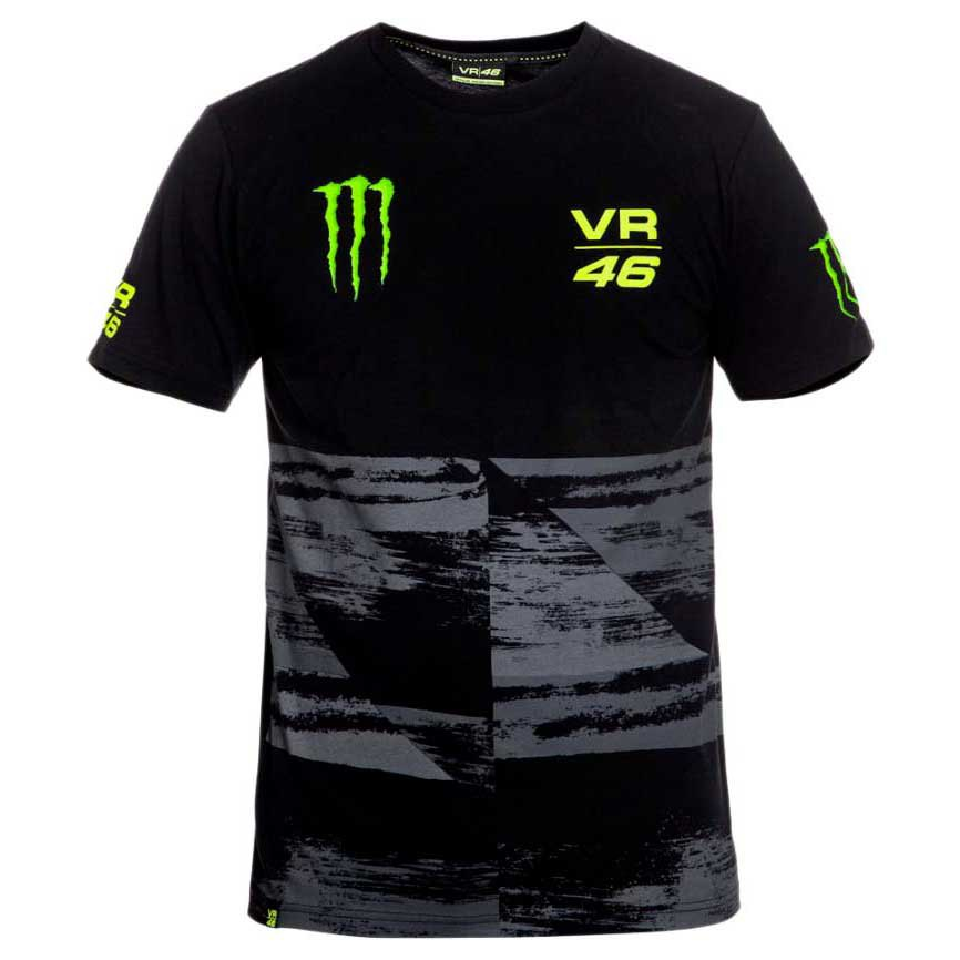 Valentino rossi T Shirt VR46 Logo Monster Small