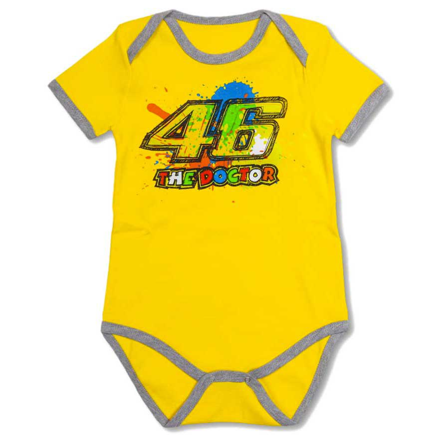 Valentino rossi Painted 46 Baby Body
