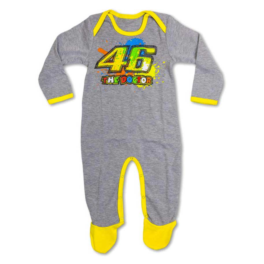 Valentino rossi Painted 46 Baby Overall