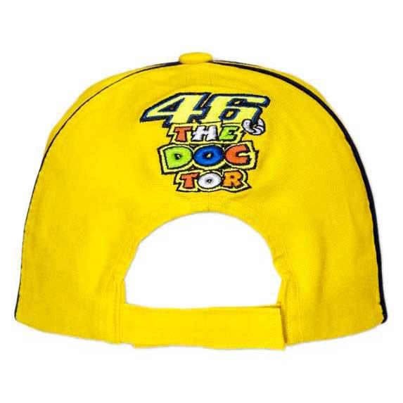 97a112bf22b Vr46 46 The Doctor Cap Valentino Rossi køb og tilbud