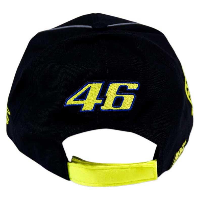 26a0cb63fc8 Vr46 The Doctor 46 Cap Valentino Rossi køb og tilbud