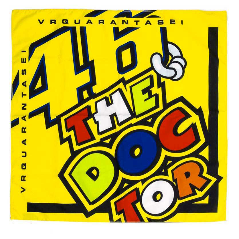 Valentino rossi 46 The Doctor Bandana