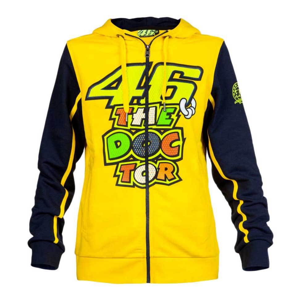 Valentino rossi Woman 46 The Doctor Fleece