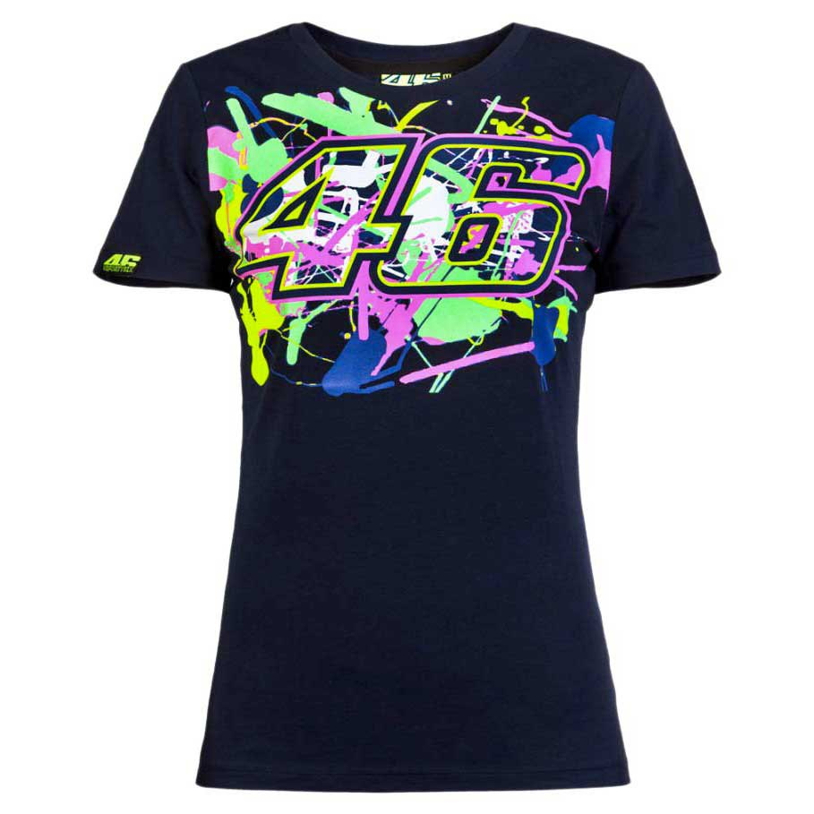 Valentino rossi Woman Painted 46 T Shirt