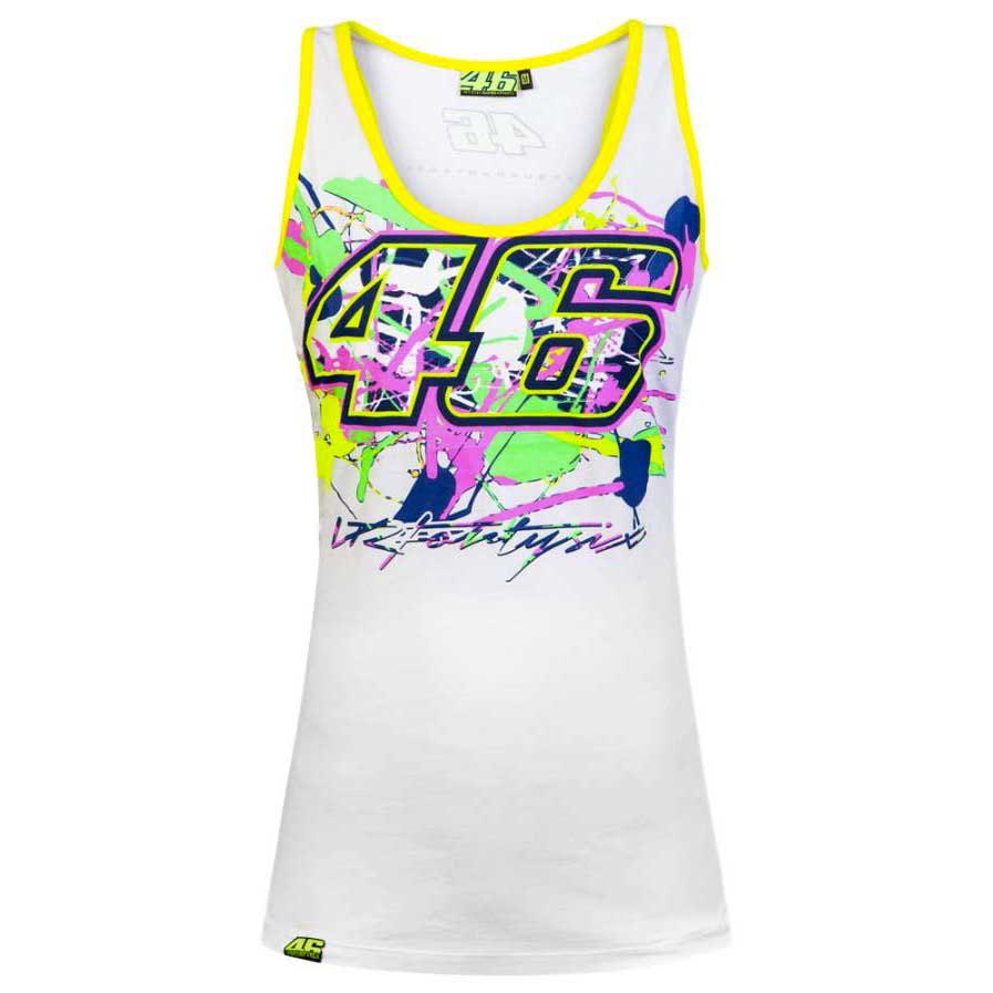 Valentino rossi Woman Painted 46 Tank Top