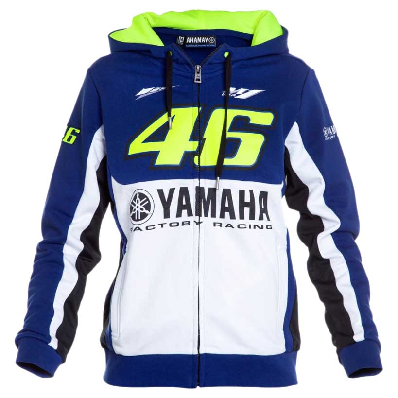 Valentino rossi Woman 2016 Yamaha Dual Fleece