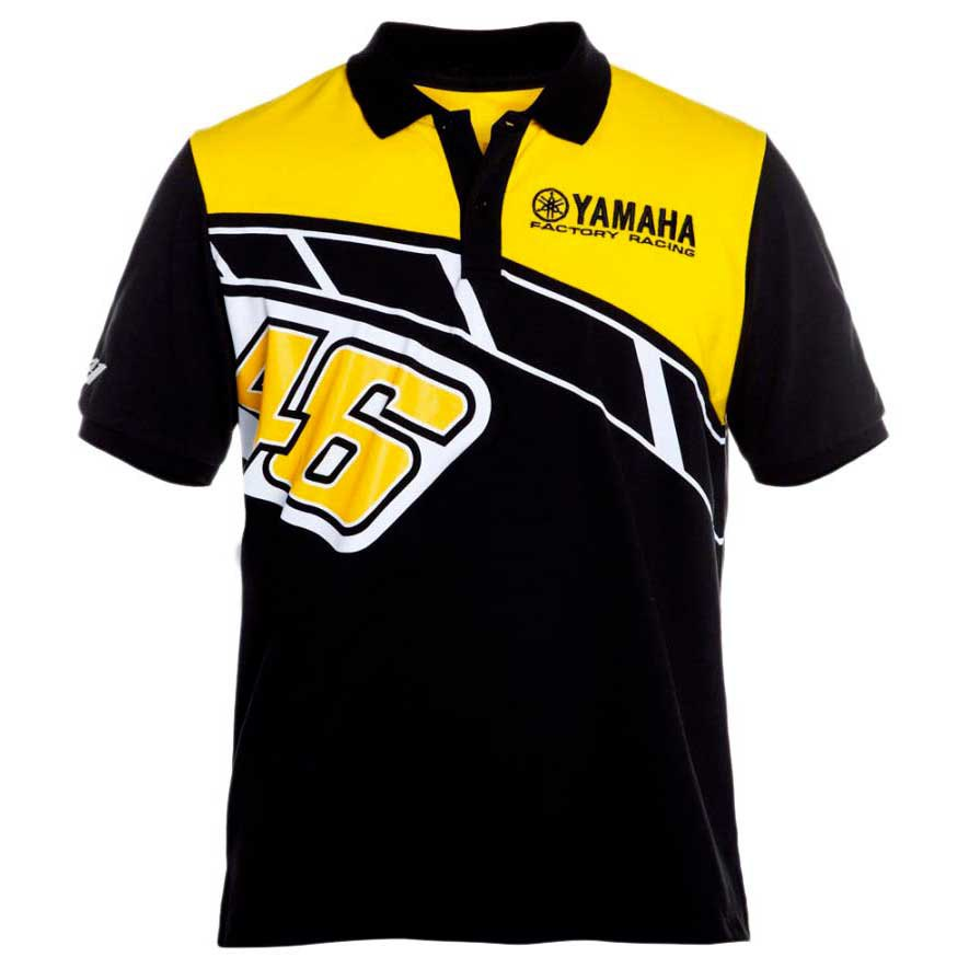 Valentino rossi Yamaha VR46 Heritage Polo