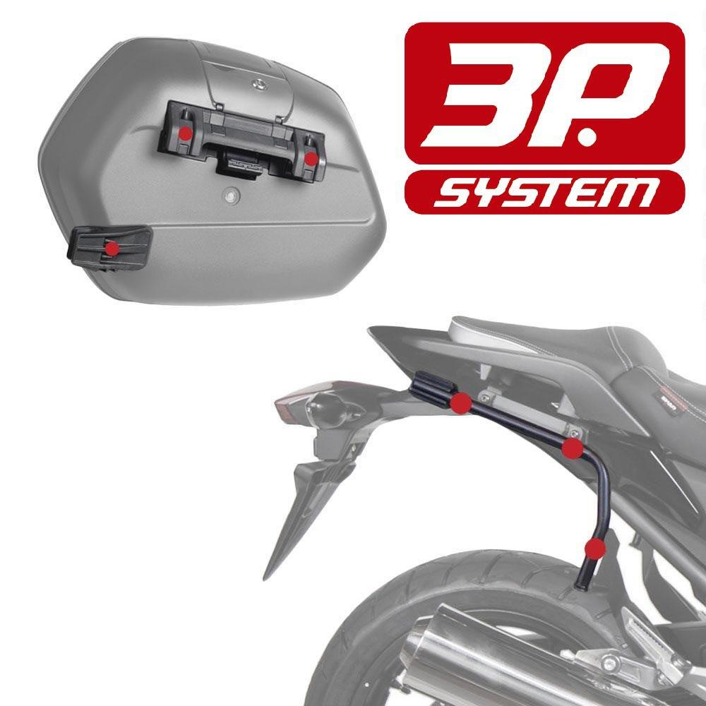 Side Master 3P System for Honda VFR800 Vtec VFR 800 Vtec ...