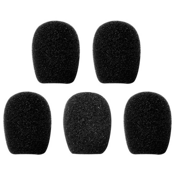 Sena Microphone Sponges for 20S SMH10R SMH5 3S and SPH10 Series Set 5pcs