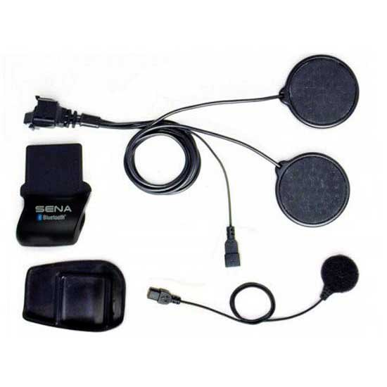 Sena SMH5 Helmet Clamp Kit with Locking Type ConnectorWired Microphone