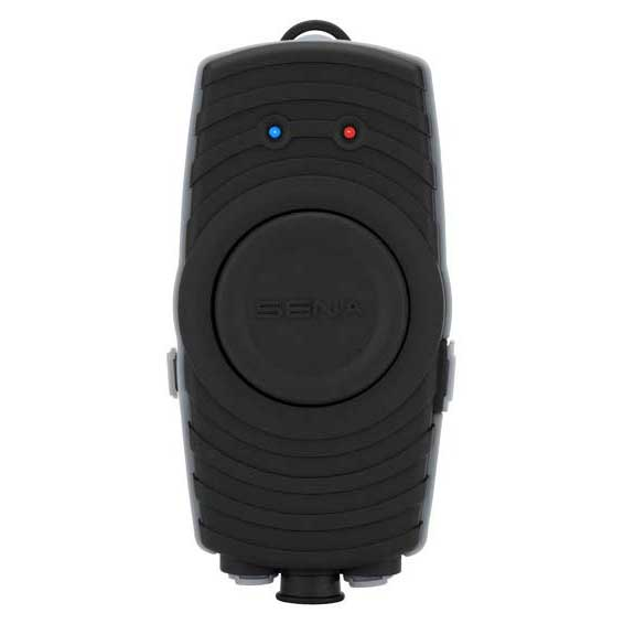 Sena SR10i Bluetooth Two Way Radio Adapter with Mounting Kit and Wired PTT not included