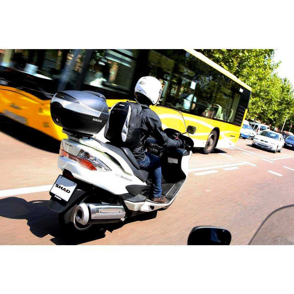 Shad 58X Expandable Top Case Reviewed at wBW – Motorcycle ...