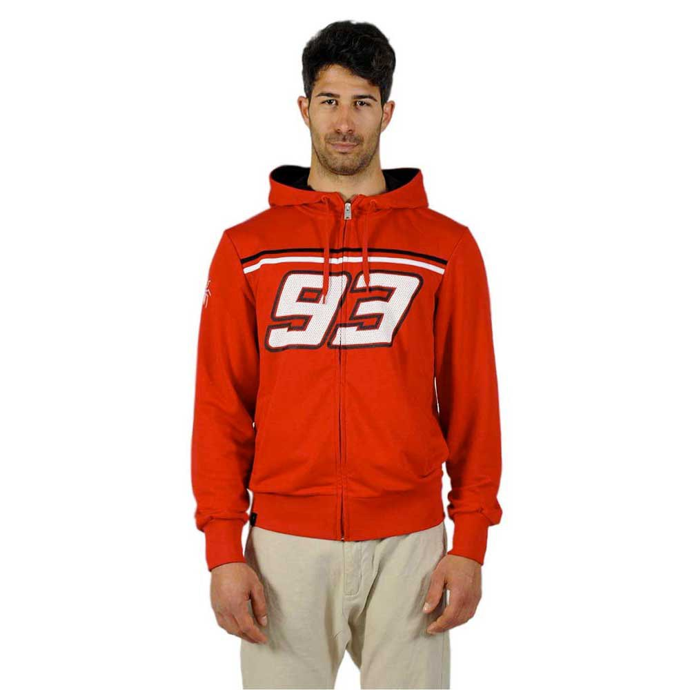 Marc marquez Hoodie Piping Marquez 93