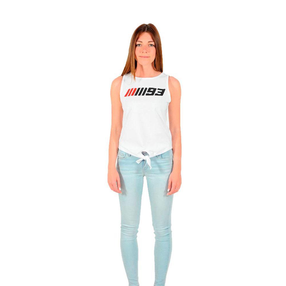T-shirts Marc-marquez Top Vintage Knotted Marquez 93