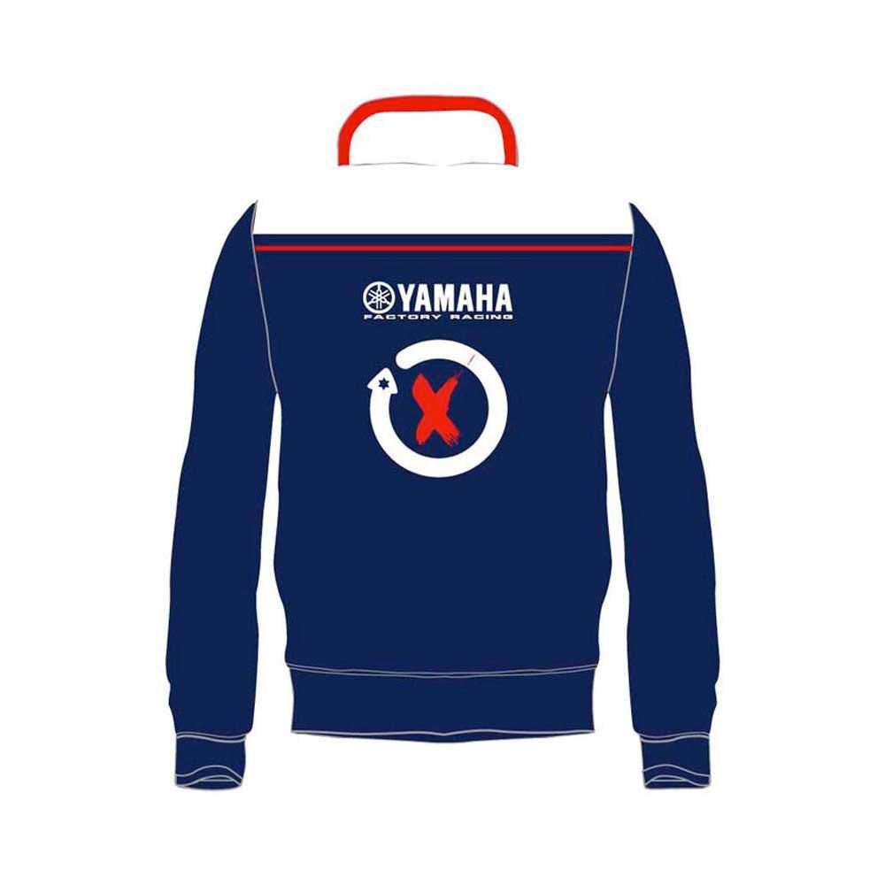 Blue Yamaha Hoodie