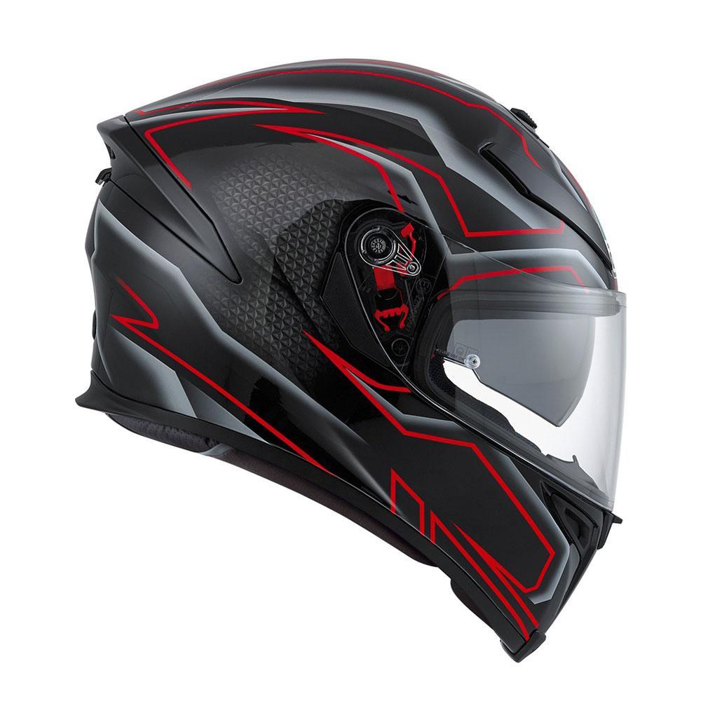 agv k5 s deep pinlock 赤購入 特別提供価格 motardinn ヘルメット