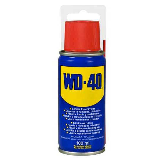 Wd-40 Lubricant Clip 4x6 Spray 100ml