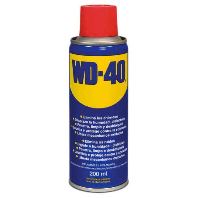 Wd-40 Lubricant Spray 200ml