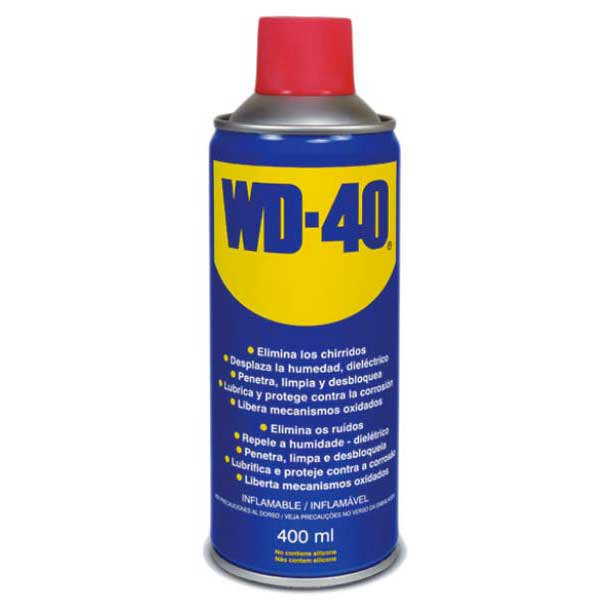 Wd-40 Lubricant Spray 400ml