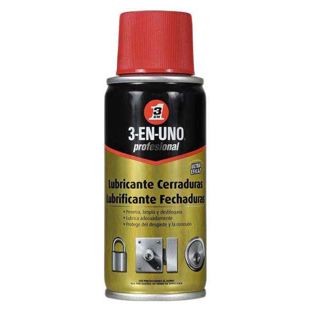 3 en 1 3 in 1 Lubricant Locks Spray 100ml