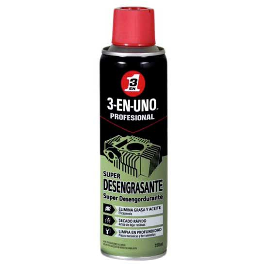 3 en 1 3 in 1 Super Degreaser Spray 250ml
