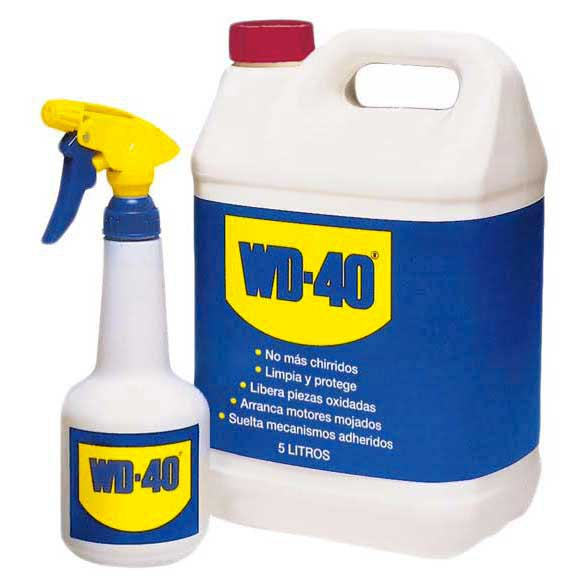 Wd-40 Can with Sprayer 5l