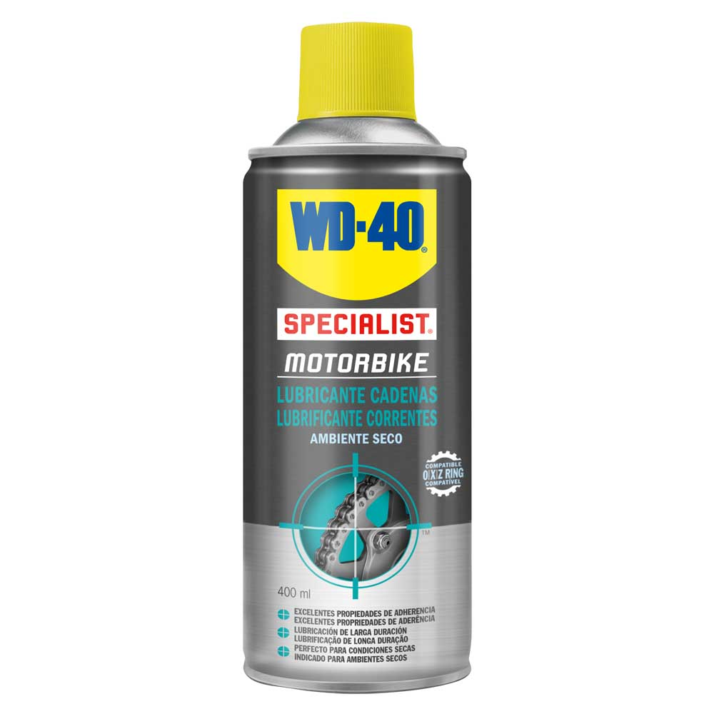 Wd-40 Chain Lubricant Spray 400ml