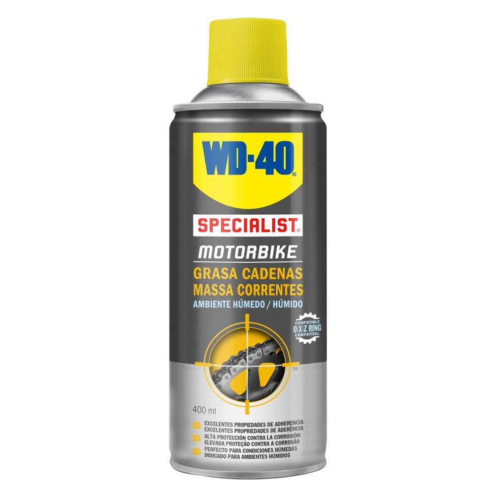 Wd-40 Chain Grease Spray 400ml