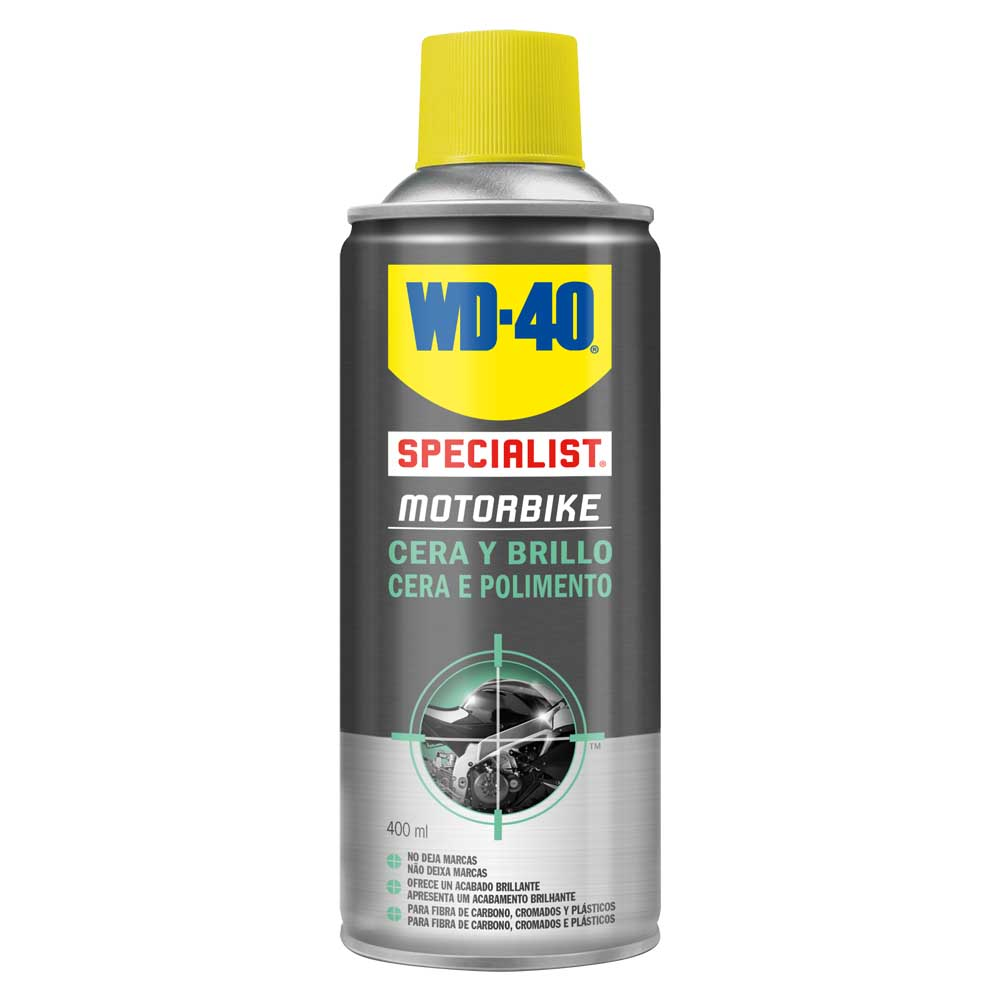 Wd-40 Wax Spray 400ml