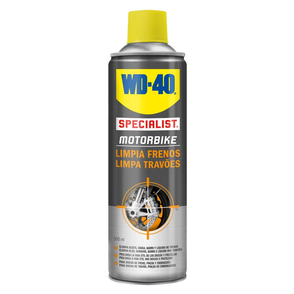 Wd-40 Brakes Cleaner Spray 500ml