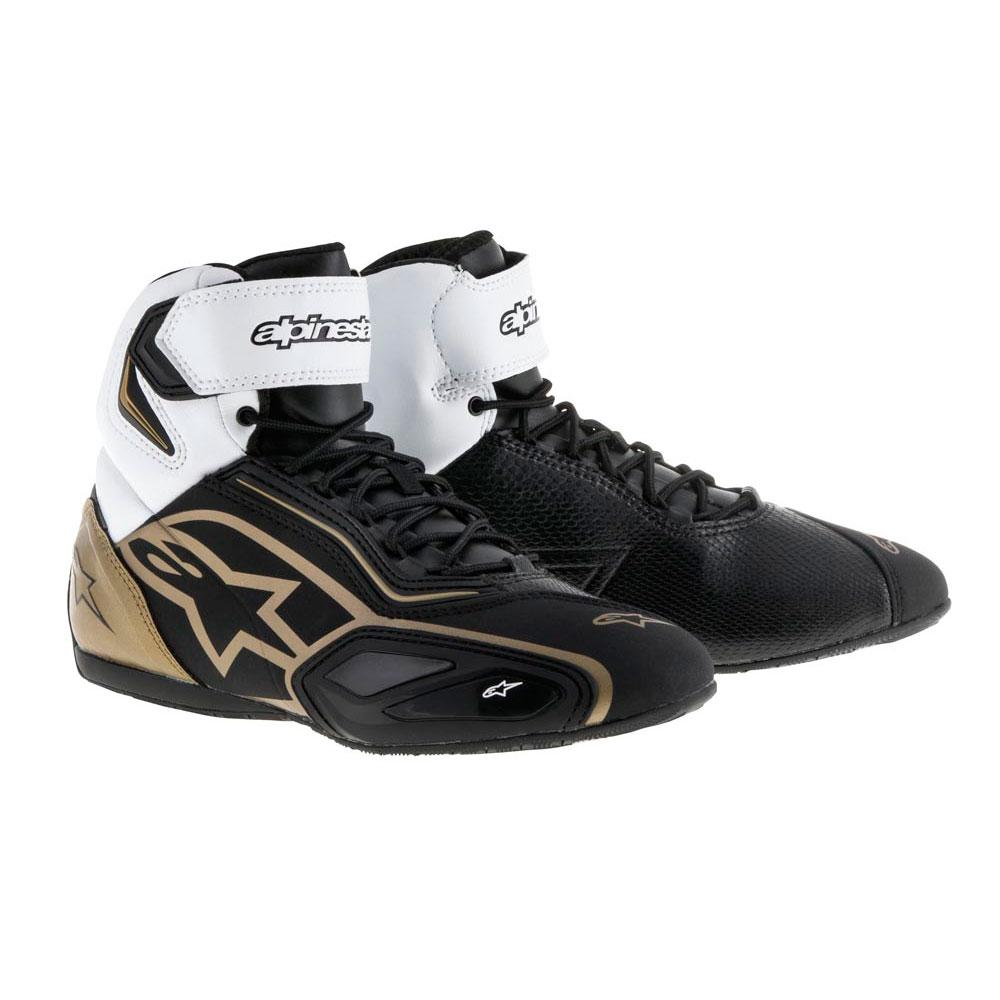 Alpinestars Black Faster Shoes