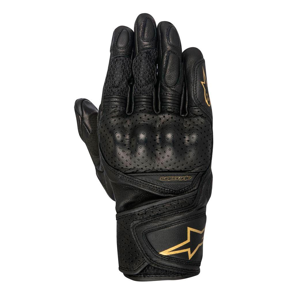 stella-baika-leather-gloves