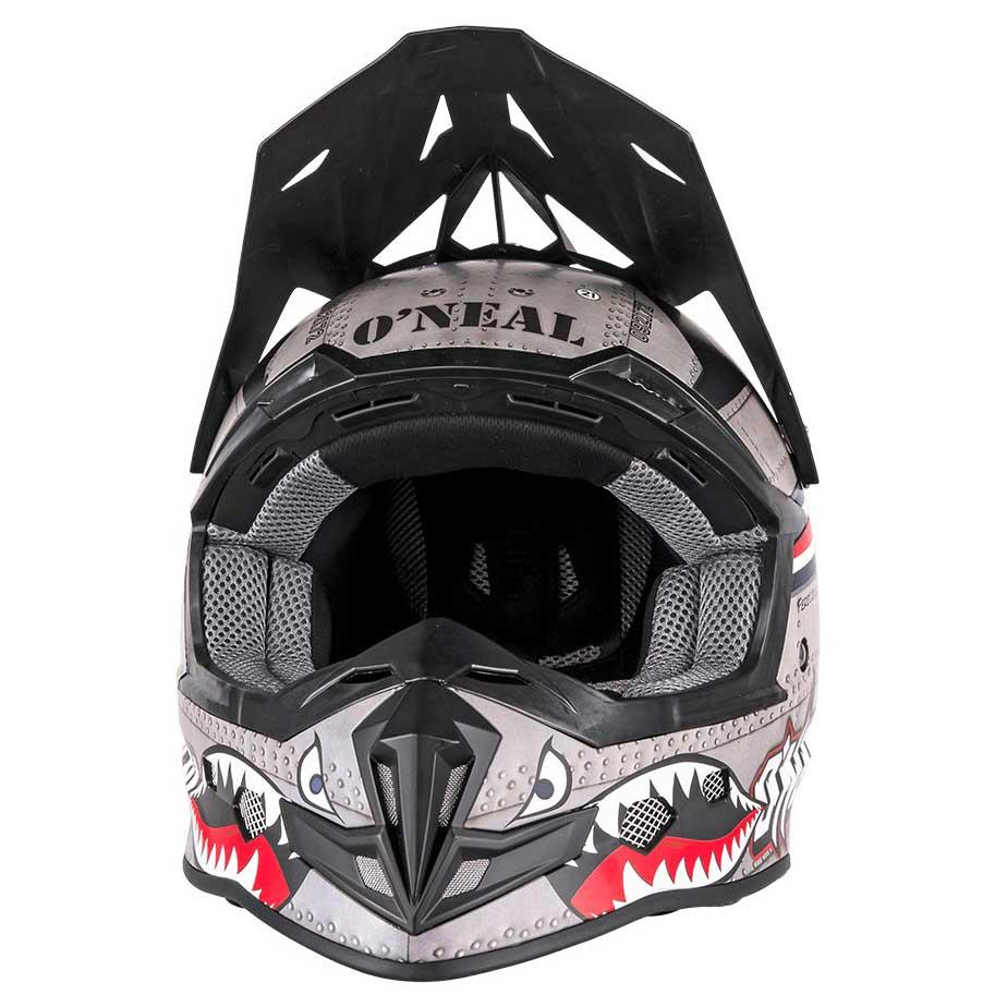 b7d57a99e06fd Oneal 5Series Helmet Wingman buy and offers on Motardinn