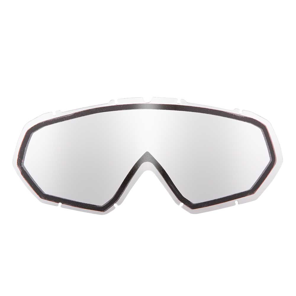 Oneal Spare Double Lens For Goggle B Flex Tear Off Pins
