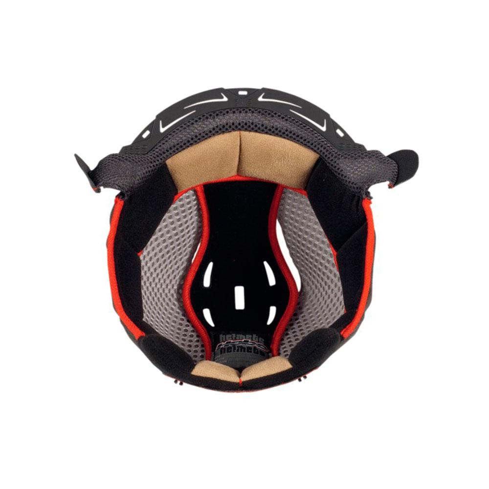 Hebo Spare Inner Lining For Helmet Zone Two T Zero II Zone 2 Carbon