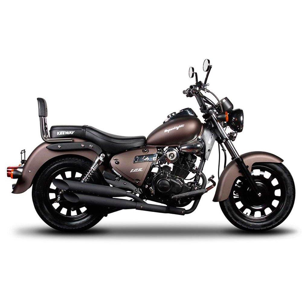 shad top master keeway superlight 125 motardinn. Black Bedroom Furniture Sets. Home Design Ideas