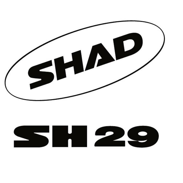 Shad SH29 Shad Stickers 2011