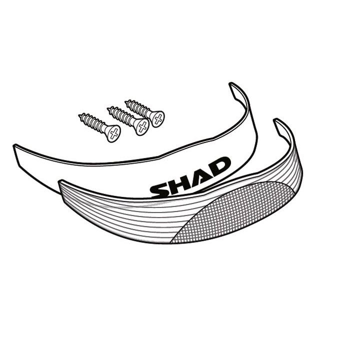Shad SH29 Red Reflector