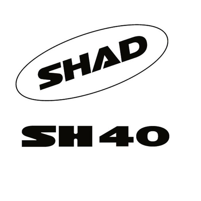 Shad SH40 Shad Stickers 2011