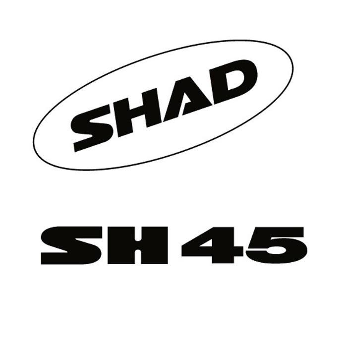 Shad SH45 Shad Stickers 2011