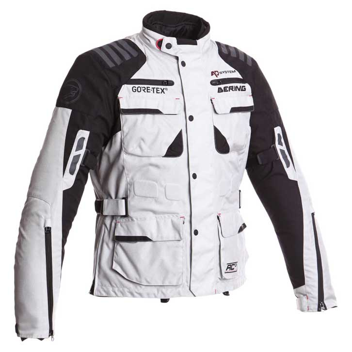 Bering Textile Motorcycle Jacket