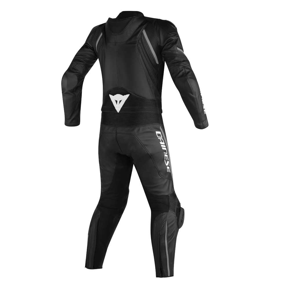 dainese avro d2 2pc suit black buy and offers on motardinn. Black Bedroom Furniture Sets. Home Design Ideas