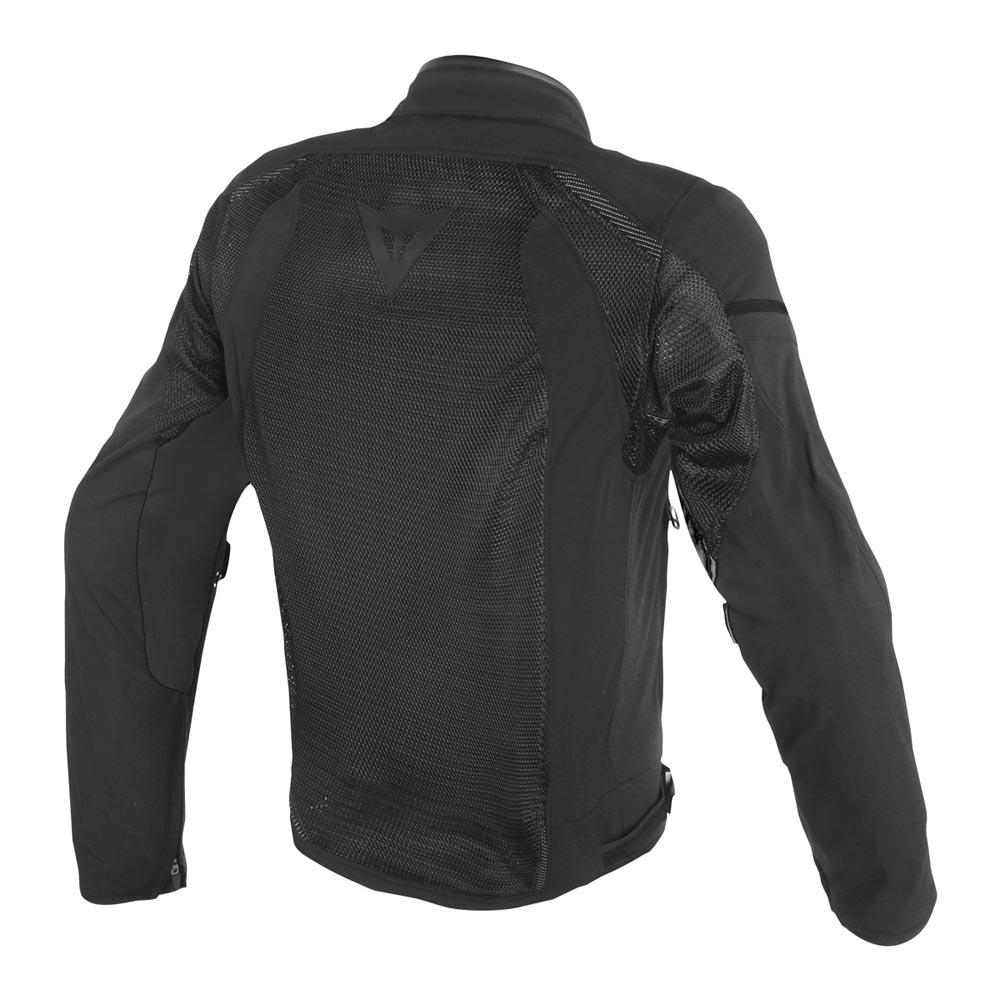 Dainese Air Frame D1 Tex Jacket Black Motardinn
