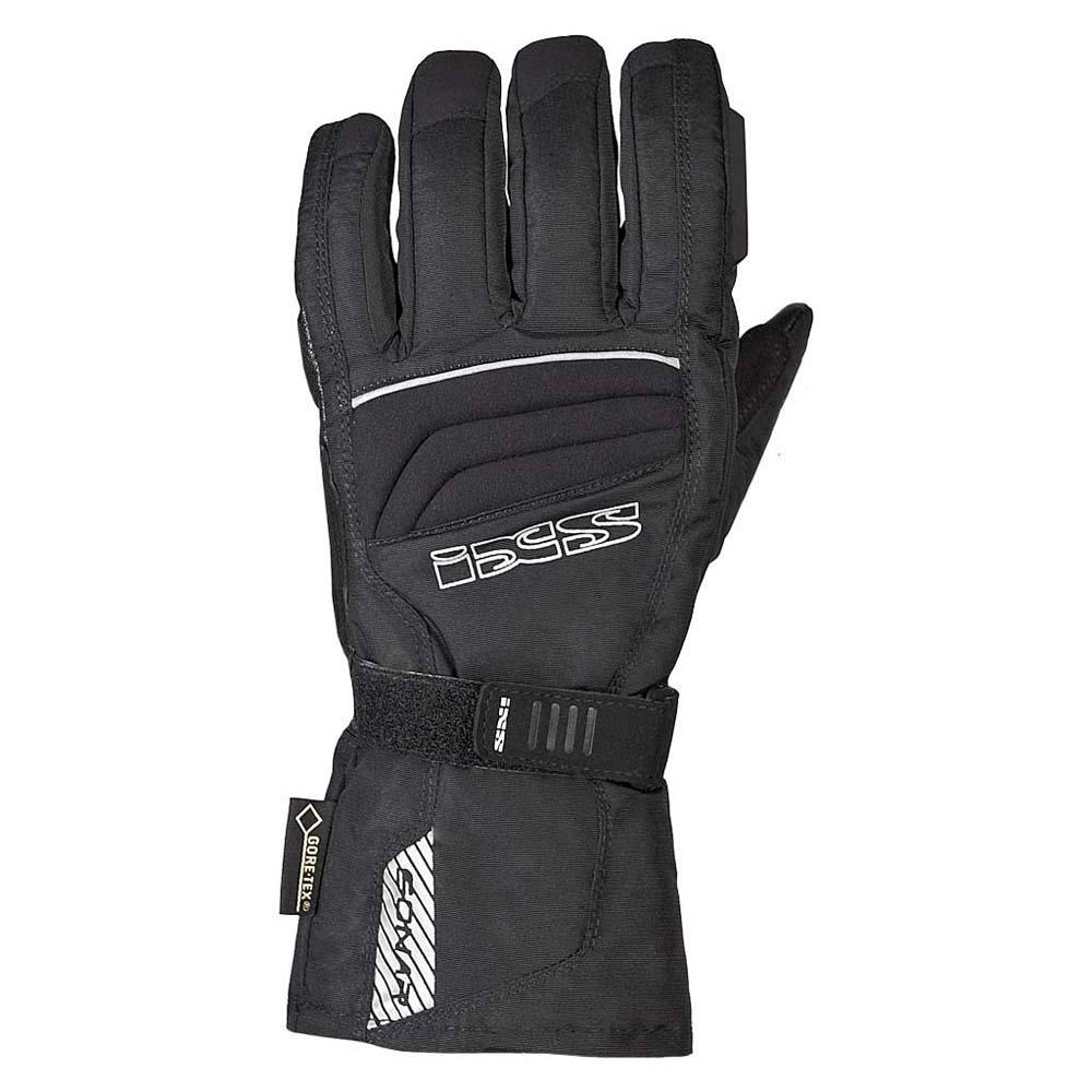 Cuir-textile femme Ixs Sonar Goretex Gloves