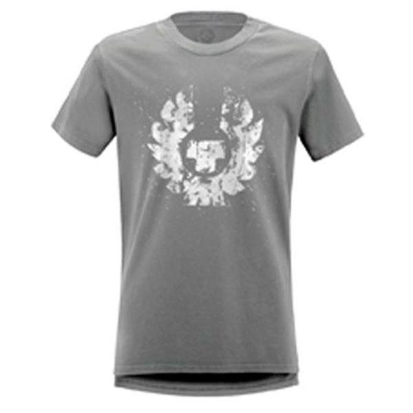T And On Offers Shirt Buy Grey Belstaff The Motardinn Myth hQsrdtCxB