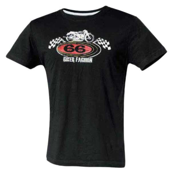 Held 66 T Shirt Svart kjøp og tilbud, Motardinn